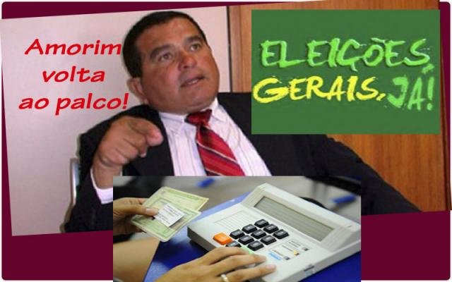 O MP anda investigando... - Candeias terá eleição. Garçon fora! - Eleições gerais a cada cinco ano - Gente de Opinião