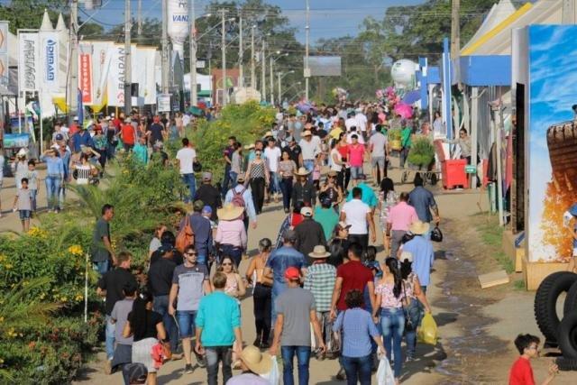 8ª Rondônia Rural Show Internacional bate recorde de público: 120 mil visitantes - Gente de Opinião