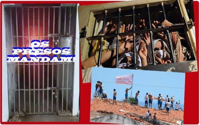 As facções dominam os presídios sob olhares complacentes da lei - Voos da amazônia em encontro mundial - Depois da greve o grande sucesso! - Gente de Opinião