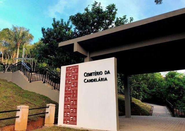 Cemitério da Candelária (Foto Cleris Muniz/Imagem News) - Gente de Opinião