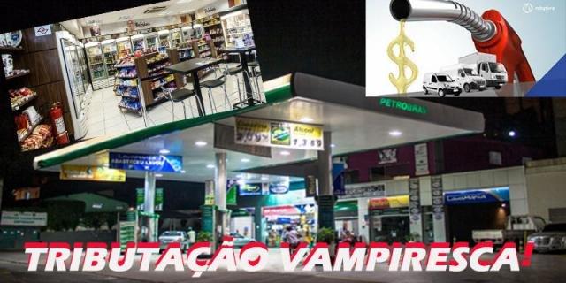 A gasolina vai continuar aumentar - Léo Moraes protesta - Armas e drogas na sala de aula - O Estadão do Norte está pagando - Gente de Opinião