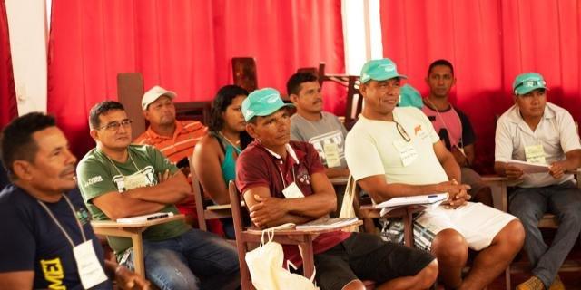 Ribeirinhos atuam como agentes ambientais na região (Foto: Júlia de Freitas) - Gente de Opinião