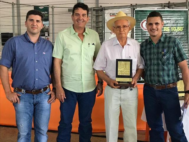 Saem os vencedores da etapa em Araguaína (TO) do Circuito Nelore de Qualidade - Gente de Opinião