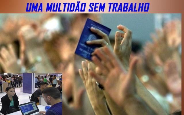 O desemprego atinge milhares de jovens em Rondônia - A turba contra a polícia - Vilhena mostra sua grandeza - Gente de Opinião