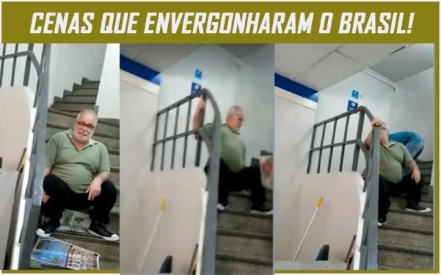 Perdão, Seu Jorge! - Aproveita e cai fora, deputada! - Bolsonaro dá ok à duas BRS - DNIT: Defendendo os colegas - Gente de Opinião