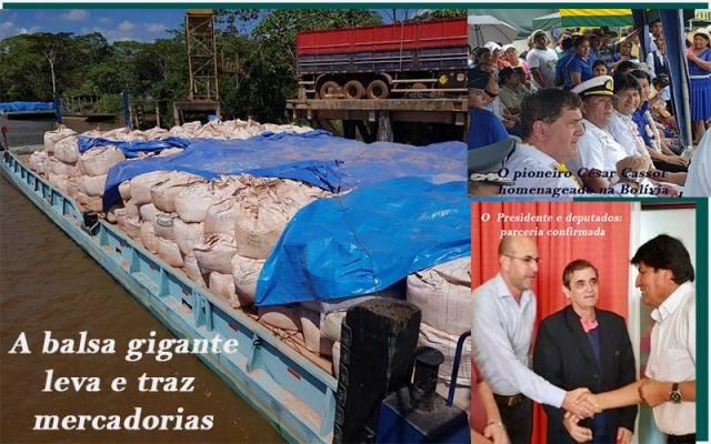 Negócios entre Rondônia e a Bolívia - Pré candidatos em 2020 e seus vices - O Dom Quixote da BR 319 - Gente de Opinião