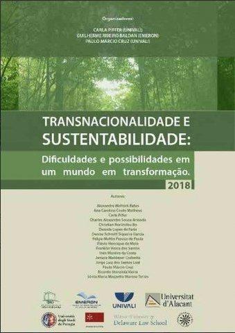 Chamada de artigos científicos para segunda edição de e-book da Emeron sobre transnacionalidade e sustentabilidade - Gente de Opinião