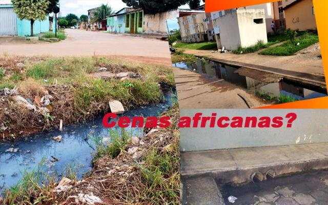 Hildon Chaves e o saneamento semelhante ao africano - Aneel, Energisa e o lava mãos - Agora sim, é festa popular! - Gente de Opinião