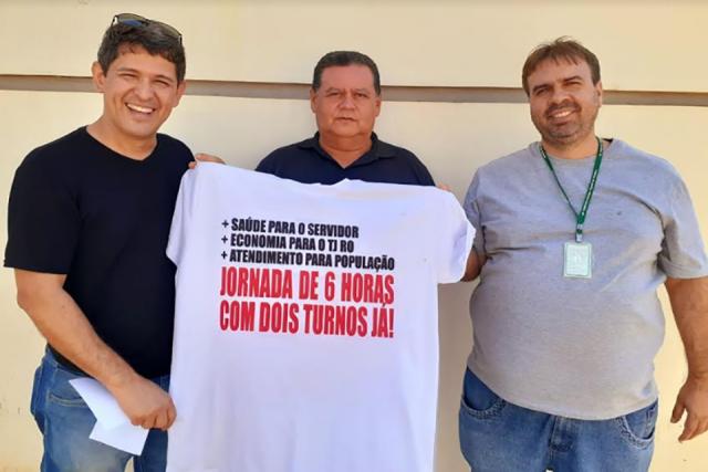 A união faz a força: Vaquinha virtual une servidores do TJ/RO e MP/RO rumo às 6 horas - Gente de Opinião