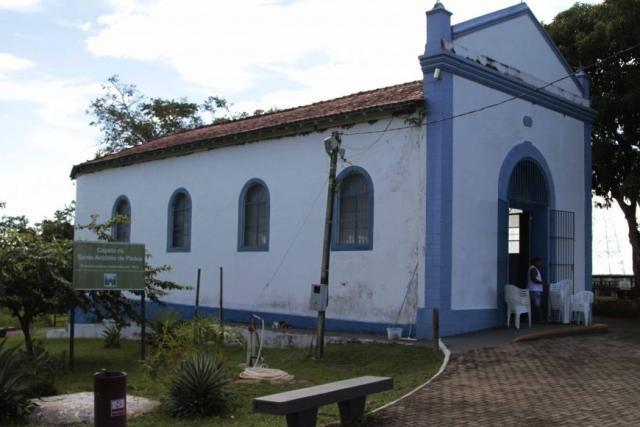 A Igrejinha de Santo Antônio, próxima ao Memorial Rondon, é um ponto histórico - Gente de Opinião