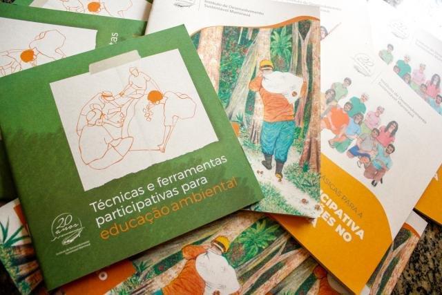 Instituto Mamirauá publica cartilhas sobre educação ambiental e manejo sustentável de recursos naturais - Gente de Opinião