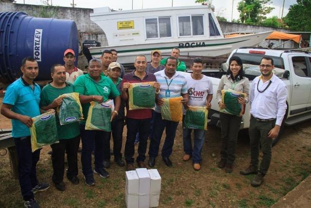 Energia Sustentável do Brasil doa mosquiteiros para prevenção de malária em terras indígenas - Gente de Opinião
