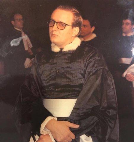 O juiz auxiliar da corregedoria do TJRO, Adolfo Theodoro Naujorks Neto, é um dos remanescentes daquela turma. - Gente de Opinião
