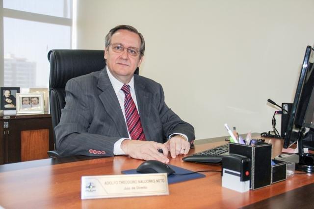 Juiz Adolfo Theodoro Naujorks Neto - Gente de Opinião