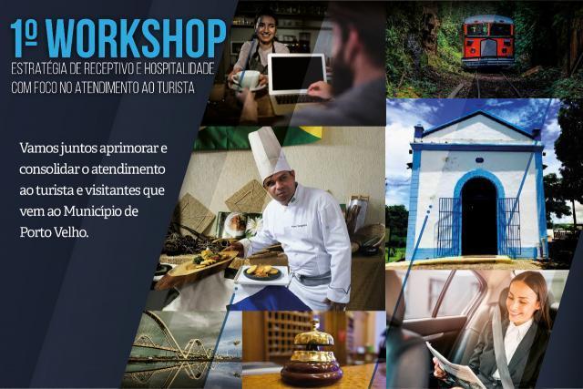 Prefeitura, Fecomércio e Setur realizam workshop para recepção e hospitalidade - Gente de Opinião