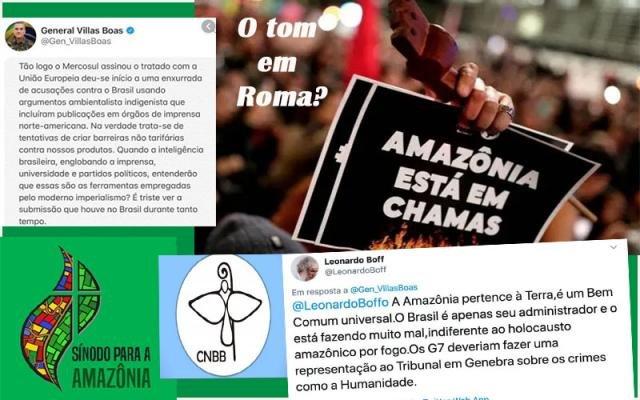 Católicos divididos + De protestos a faixas de apoio + Muitas missões para Fabrício Jurado + Mudança na equipe de Marcos Rocha - Gente de Opinião