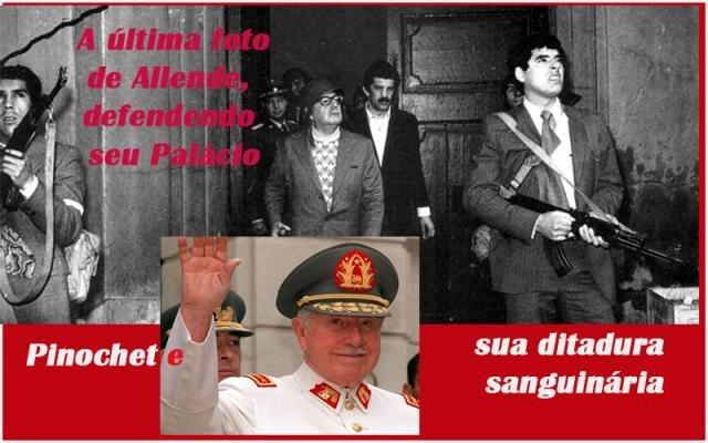 A ditadura sanguinária no Chile + O inesquecível Odacir luta pela vida + Susto nos deputados - Gente de Opinião