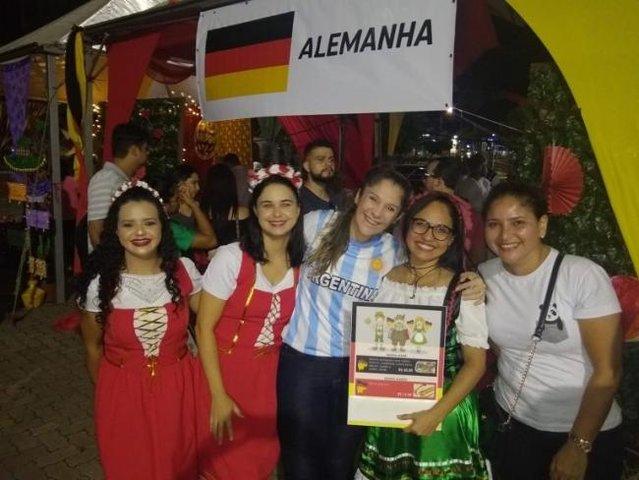 Festas Às Nações acontece no Porto Velho shopping - Gente de Opinião