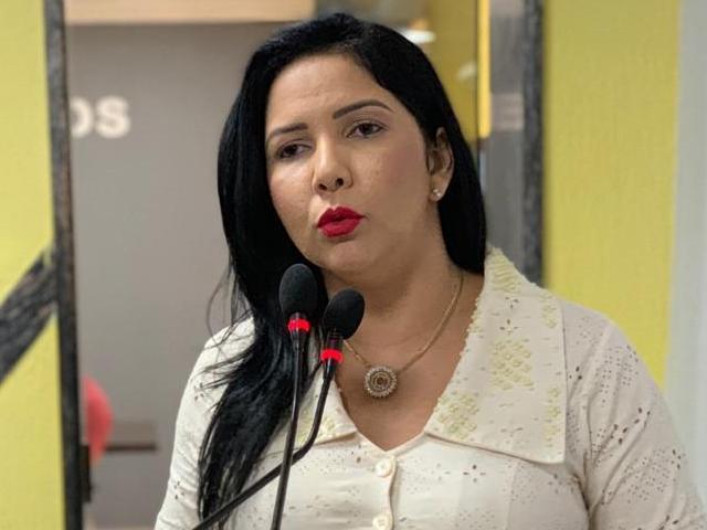 Lei de prevenção à violência contra a mulher, de autoria de Cristiane Lopes, é sancionada - Gente de Opinião