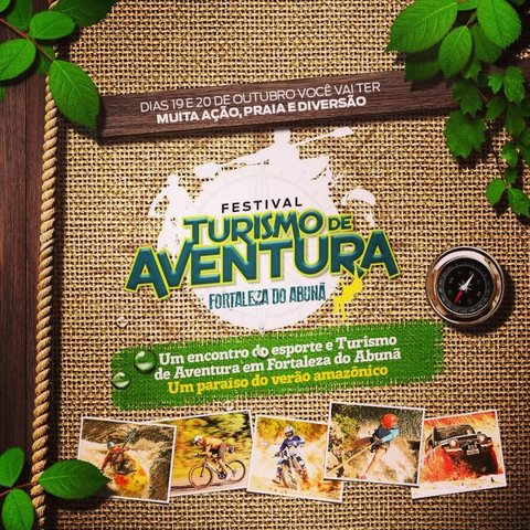 Festival de Turismo realiza prática de esportes de aventura em Fortaleza do Abunã - Gente de Opinião