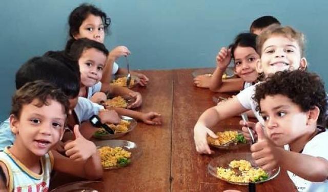 Programa Escola Viva: Alimentos da agricultura familiar garantem merenda de qualidade nas escolas do município de Cacoal - Gente de Opinião