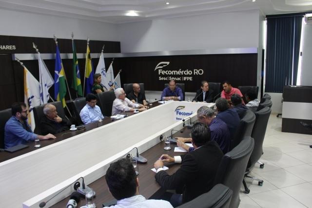 Empresários bolivianos buscam maior integração econômica com o estado de Rondônia - Gente de Opinião