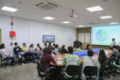 Usina Hidrelétrica Jirau recebe estudantes do IFRO