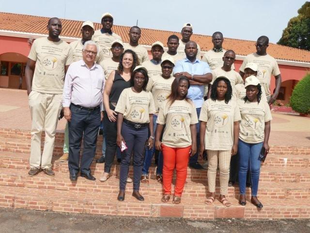 Juíza de Rondônia treina mediadores na Guiné-Bissau - Gente de Opinião