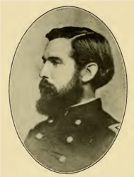 Coronel George Earl Church em 1865 Fonte: IBAR, 1909, p. 482 - Gente de Opinião