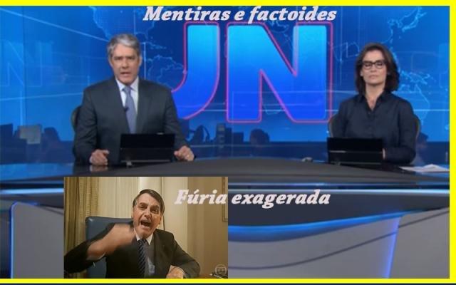 Bolsonaro não consegue controlar a língua  + Globo destrói sua história + Daniel diz que a voz é mesmo do delegado Júlio César - Gente de Opinião