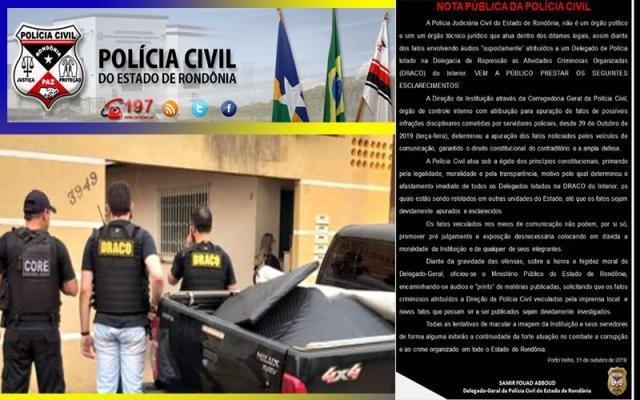 Novas gravações agressivas ampliam crise Polícia Civil + Mulheres, grande maioria no Enem + Brasileiros sob grande risco na Bolívia - Gente de Opinião