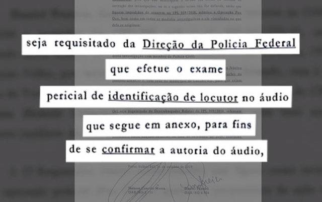 Daniel Pereira protocola no MP requerimento para abertura de uma investigação criminal - Gente de Opinião