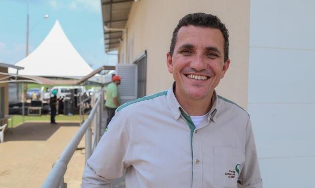Diretor Administrativo da Usina Jirau, Júlio Freitas - Gente de Opinião
