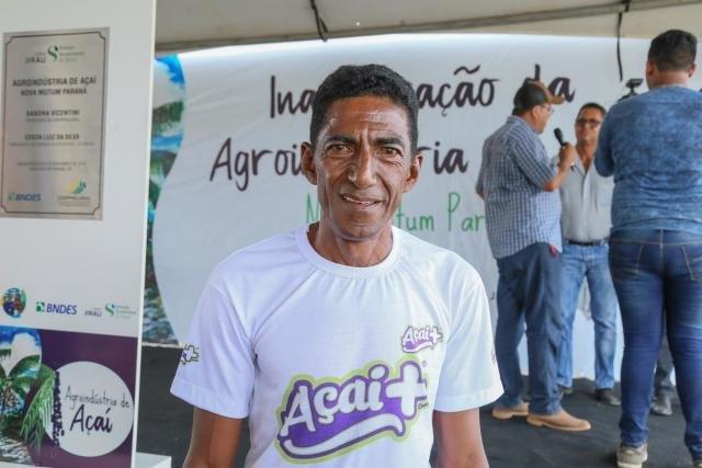 Extrativista Sandoval Rodrigues - Gente de Opinião