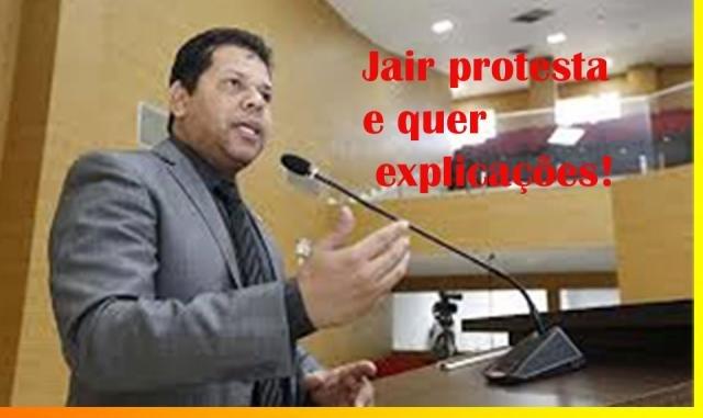 """Jair Montes protesta: """"é acusação seletiva + A CPI da Energisa vai a Brasília + No Orgulho, medo e infelicidade - Gente de Opinião"""