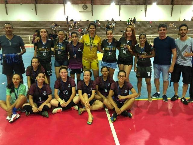Unir Necrótica vice campeã no futsal feminino  - Gente de Opinião