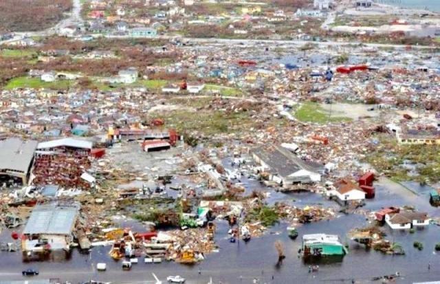 Furacão Dorian impõe o flagelo da fome às Bahamas; 11 anos atrás, Samuel Saraiva indicava tecnologia para estocagem de alimentos - Gente de Opinião