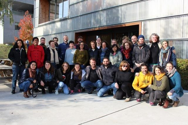 Pesquisadores realizaram workshop para entender metodologia (Foto Isabel Lepora) - Gente de Opinião