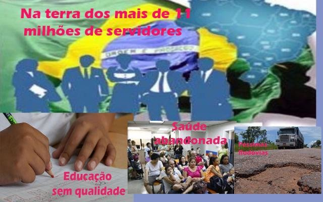 o ineficiente serviço público brasileiro + Acidente caseiro: governador teve sorte + Empresa paulista no transporte coletivo - Gente de Opinião