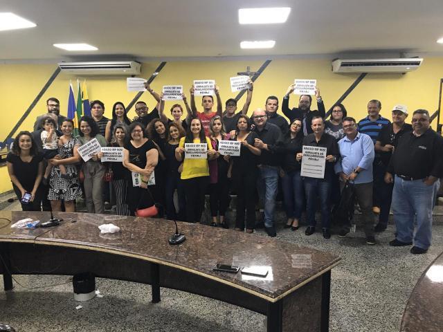 Vereadora Cristiane Lopes e SINJOR realizam evento sobre medida que extingue registro profissional - Gente de Opinião