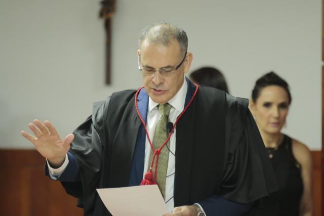 Presidente da Ameron é empossado na cúpula administrativa do TRE-RO - Gente de Opinião