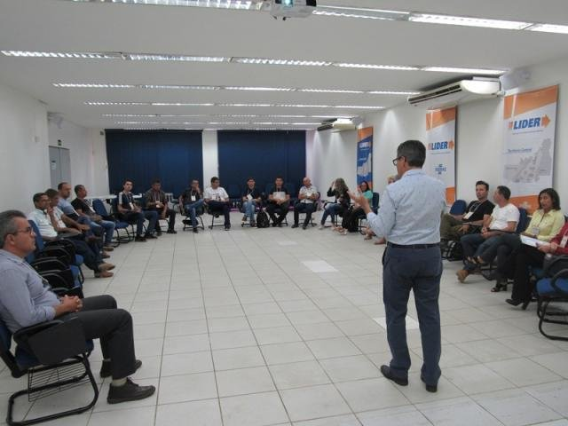Momentos de articulação e negociação são analisados no quarto encontro do LIDER no Território Central - Gente de Opinião