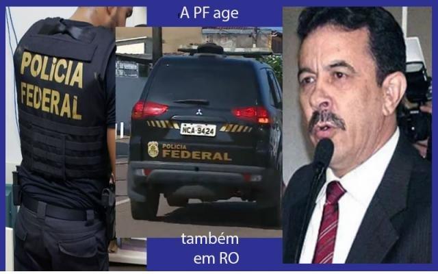 Operação da PF na ALE seria a prisão do ex presidente Carlão de Oliveira + Nazif: ataques á Aneel e Energisa + Para Mosquini, foi uma vitória - Gente de Opinião