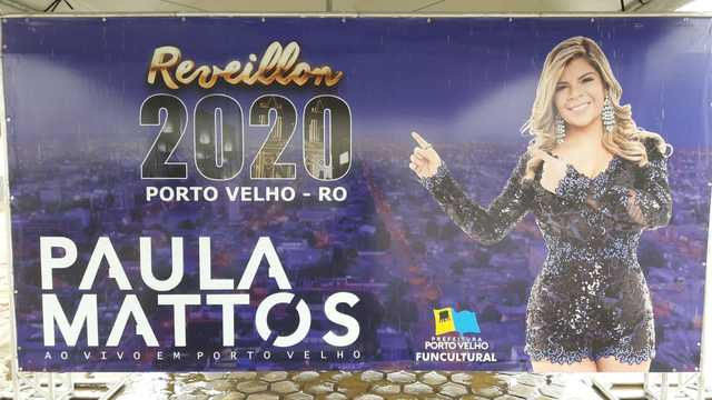 REVEILLON: comemoração será multimusical + Lenha na Fogueria - Gente de Opinião
