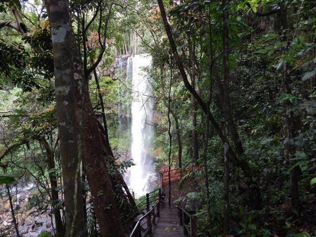 Vale das Cachoeiras, na região de Ouro Preto do Oeste, um dos atrativos de Rondônia - Gente de Opinião
