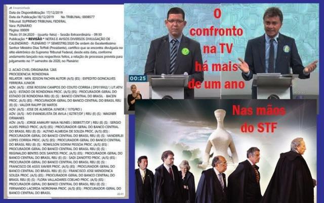 Beron: ação proposta por Expedito Júnior pode dar presente de 1 bi e meio ao governo Marcos Rocha    - Gente de Opinião