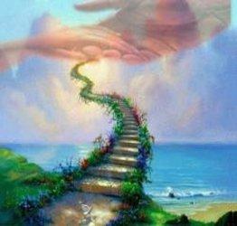 Escada para o céu. - Gente de Opinião