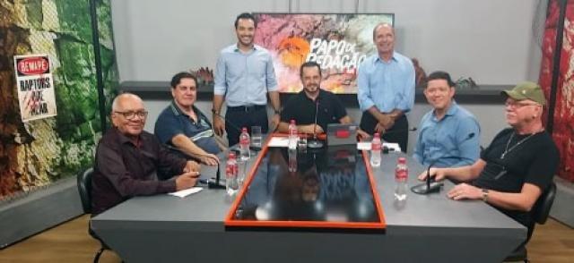 Marcos Rocha conta seus planos para segundo ano + O James Bond de Guajará +Os imbecis e anormais se multiplicam - Gente de Opinião