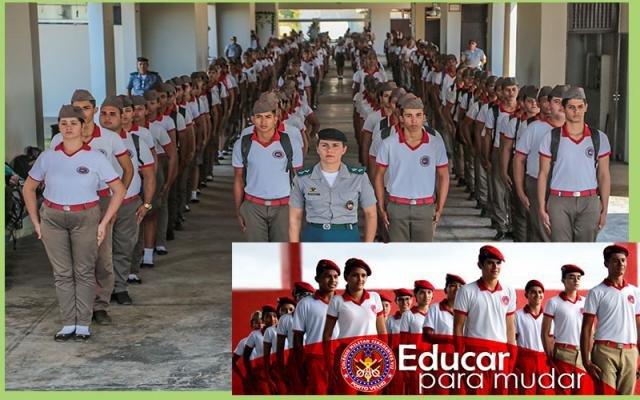 As escolas militarizadas são um sucesso +Ouro supera os 200 mil reais por quilo + MDB já tem nomes no interior - Gente de Opinião