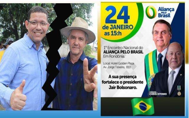 Bolsonaro participa criação do Aliança + O trágico exemplo da dona Cleomar + Ex secretário condenado e preso - Gente de Opinião